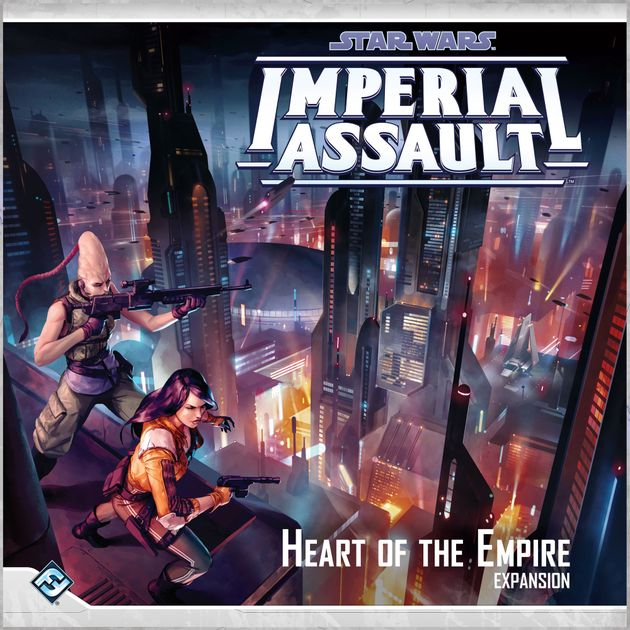 Image result for heart of the empire box art