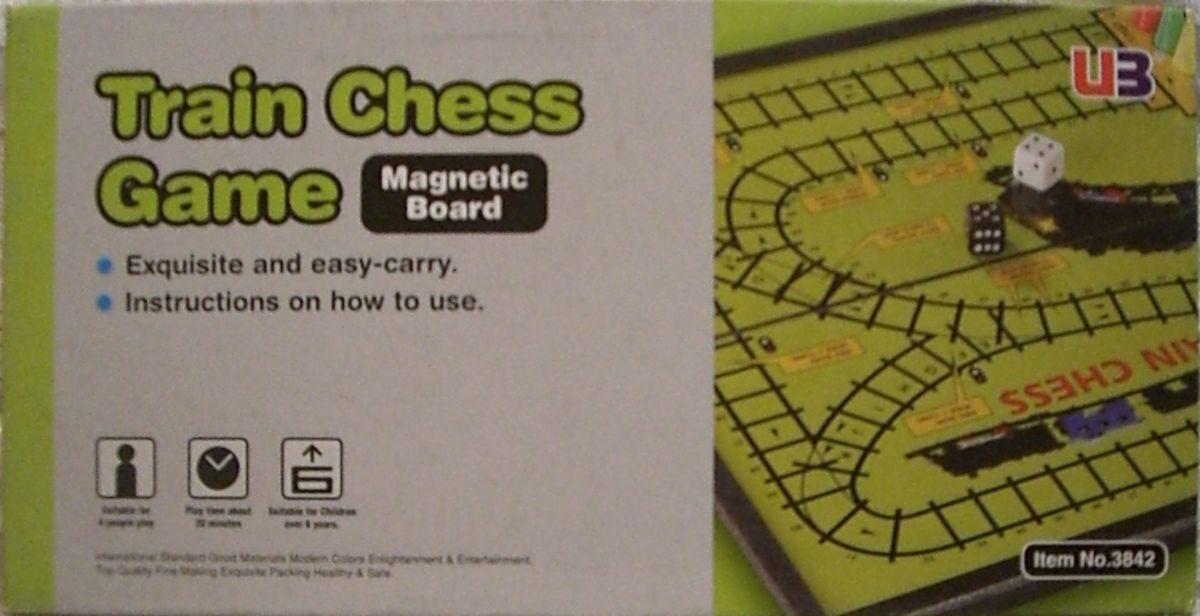 Train Chess | Board Game | BoardGameGeek