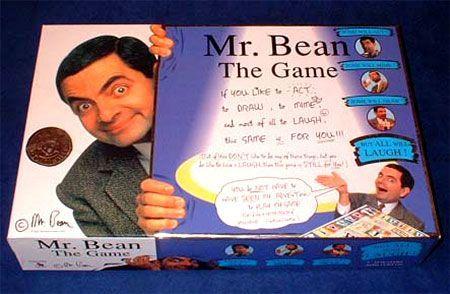 board mr bean games