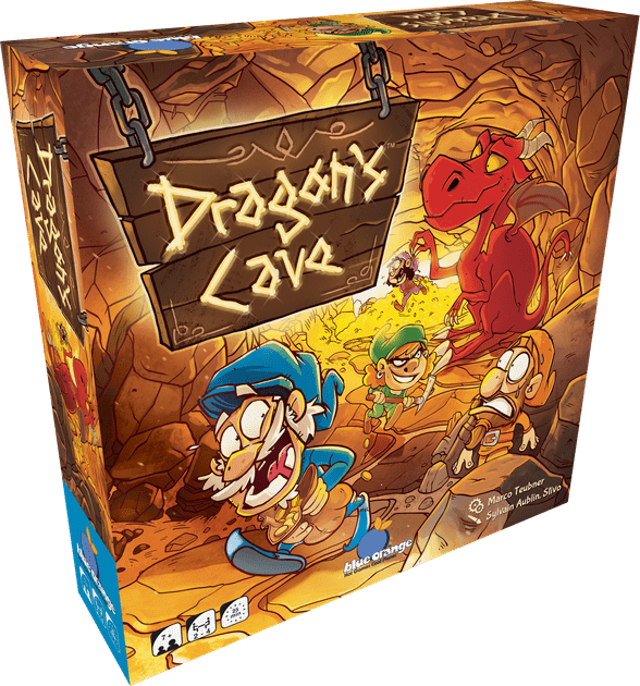 Dragon's Cave | Board Game | BoardGameGeek