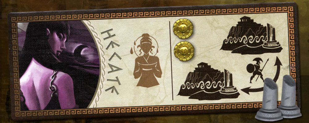 Cyclades: Hecate   Board Game   BoardGameGeek