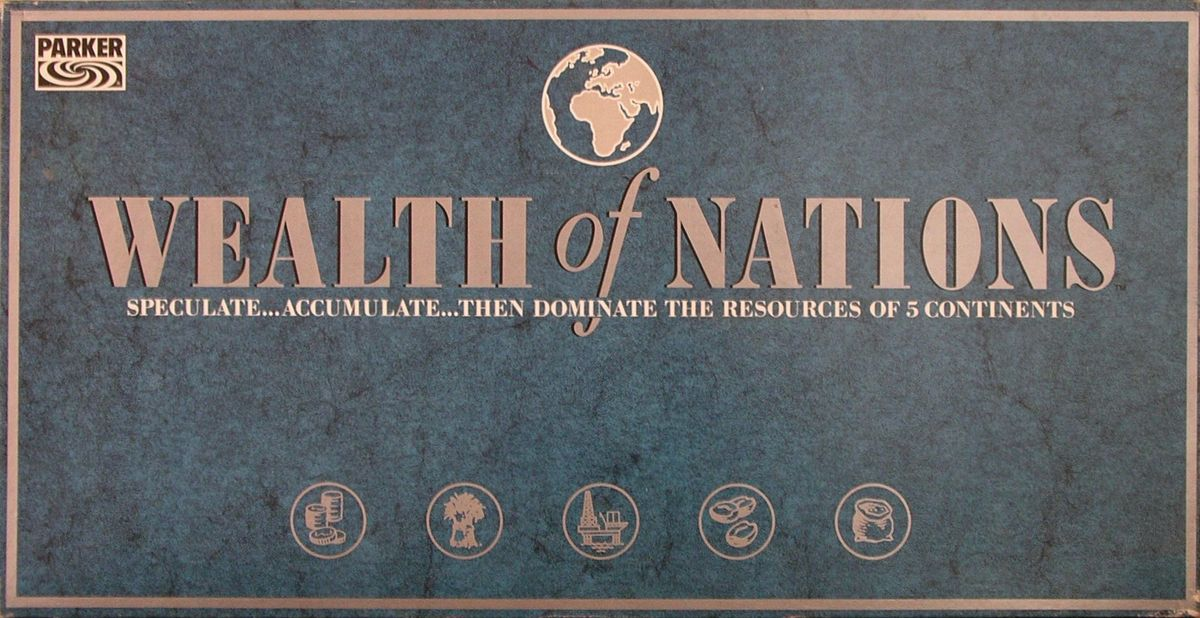 wealth of nations The wealth of nations focuses on the state of economics during the industrial revolution and still has a great influence on democratic economic policies today.