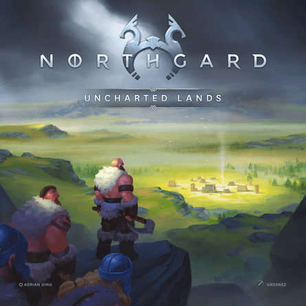 Northgard Uncharted Lands Board Game Boardgamegeek