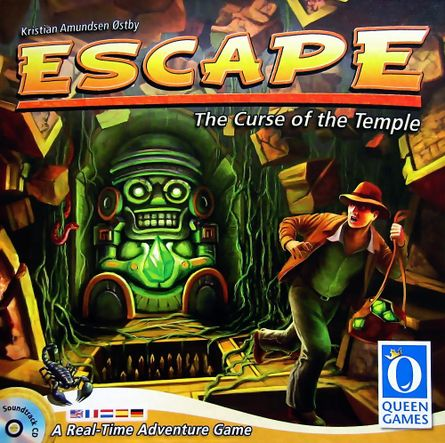 Escape: The Curse of the Temple | Board Game | BoardGameGeek