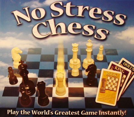 No Point Chess | No Stress Chess | BoardGameGeek