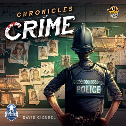 Chronicles of Crime | Board Game | BoardGameGeek