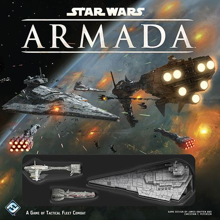 Star Wars Armada Miniatures Game-Hammerhead Corvette