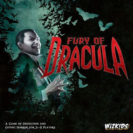 Fury of Dracula (Third/Fourth Edition) | Board Game | BoardGameGeek