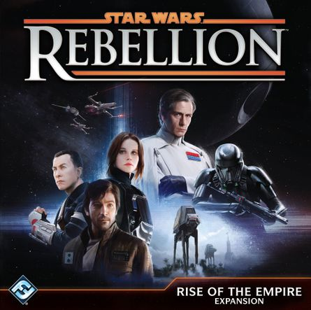 Star Wars Rebellion Rise Of The Empire Board Game Boardgamegeek