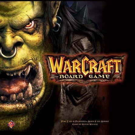WarCraft: The Board Game   Board Game   BoardGameGeek