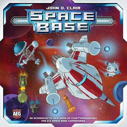 Space Base | Board Game | BoardGameGeek