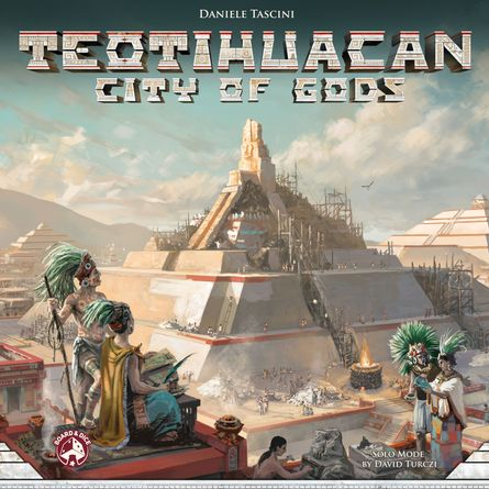 Teotihuacan: City of Gods | Board Game | BoardGameGeek