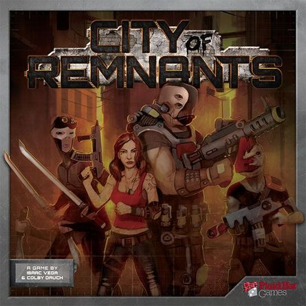 City of Remnants | Board Game | BoardGameGeek