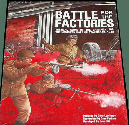 Battle for the Factories | Board Game | BoardGameGeek