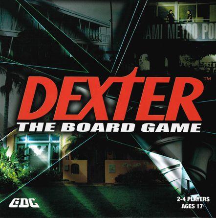 Dexter The Board Game Board Game Boardgamegeek