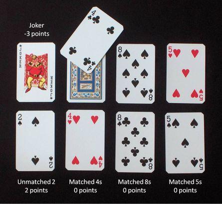 golf poker card games