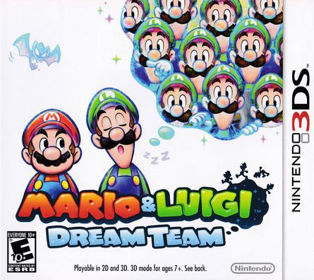 Luigi Stars In This Remarkably Fresh And Original Title