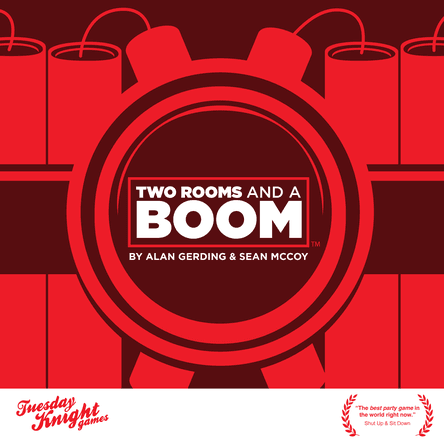 Two Rooms and a Boom | Board Game | BoardGameGeek