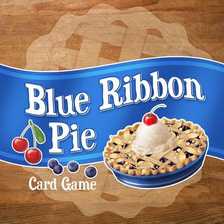 Blue Ribbon Pie Board Game Boardgamegeek