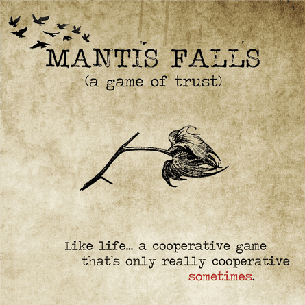 Review: Mantis Falls:: Hairy Game Lord Preview