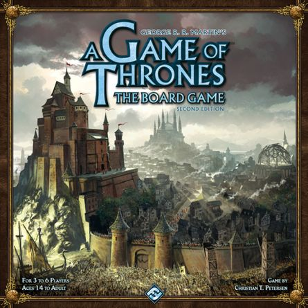 A Game of Thrones: The Board Game (Second Edition) | Board