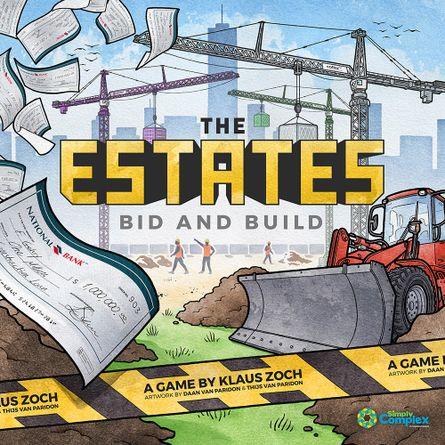 The Estates | Board Game | BoardGameGeek