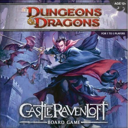 Dungeons & Dragons: Castle Ravenloft Board Game | Board Game