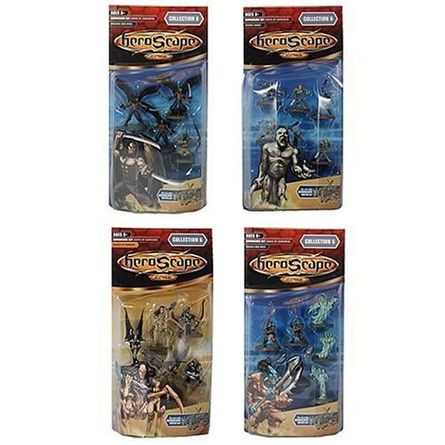 Dawn of Darkness- Free Ship Available Heroscape Zombies of Morindan Wave 6