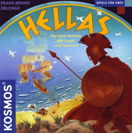 Hellas | Board Game | BoardGameGeek