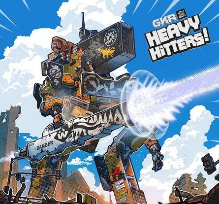 GKR: Heavy Hitters | Board Game | BoardGameGeek