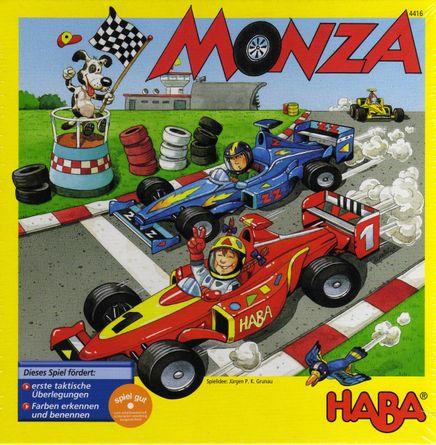 Monza   Board Game   BoardGameGeek
