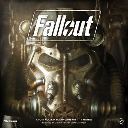 Fallout | Board Game | BoardGameGeek
