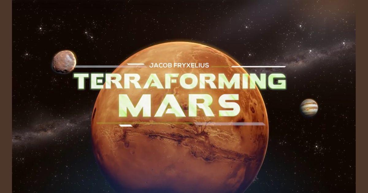 PS4 games like terraforming mars | Terraforming Mars | VideoGameGeek