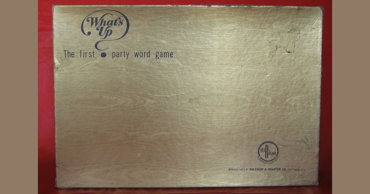 What's Up? | Board Game | BoardGameGeek
