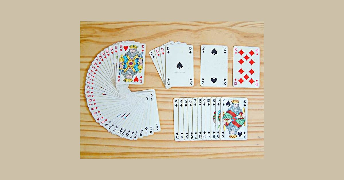 card game called casino