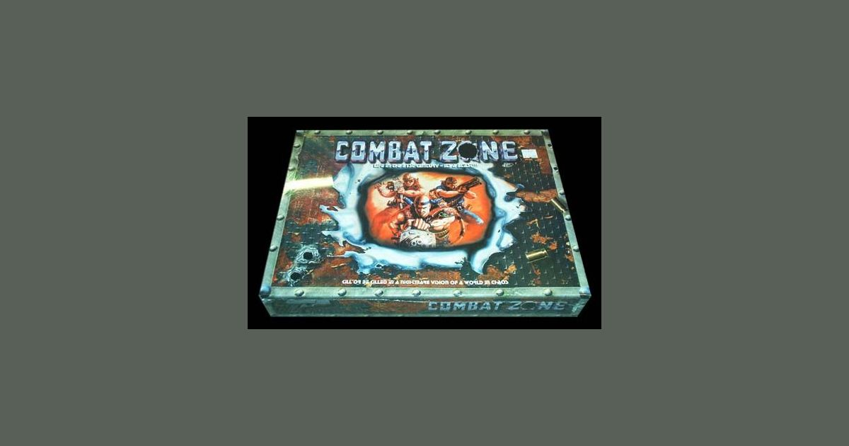 Combat Zone | Board Game | BoardGameGeek