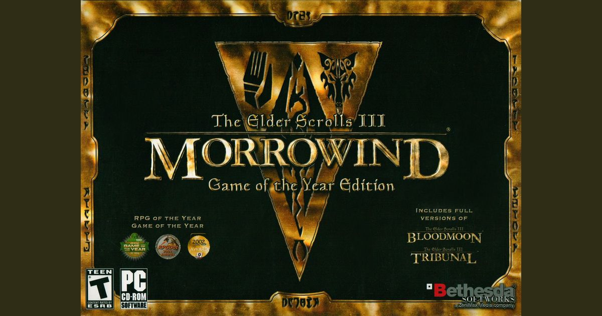 The Elder Scrolls III: Morrowind – Game of the Year Edition | Video