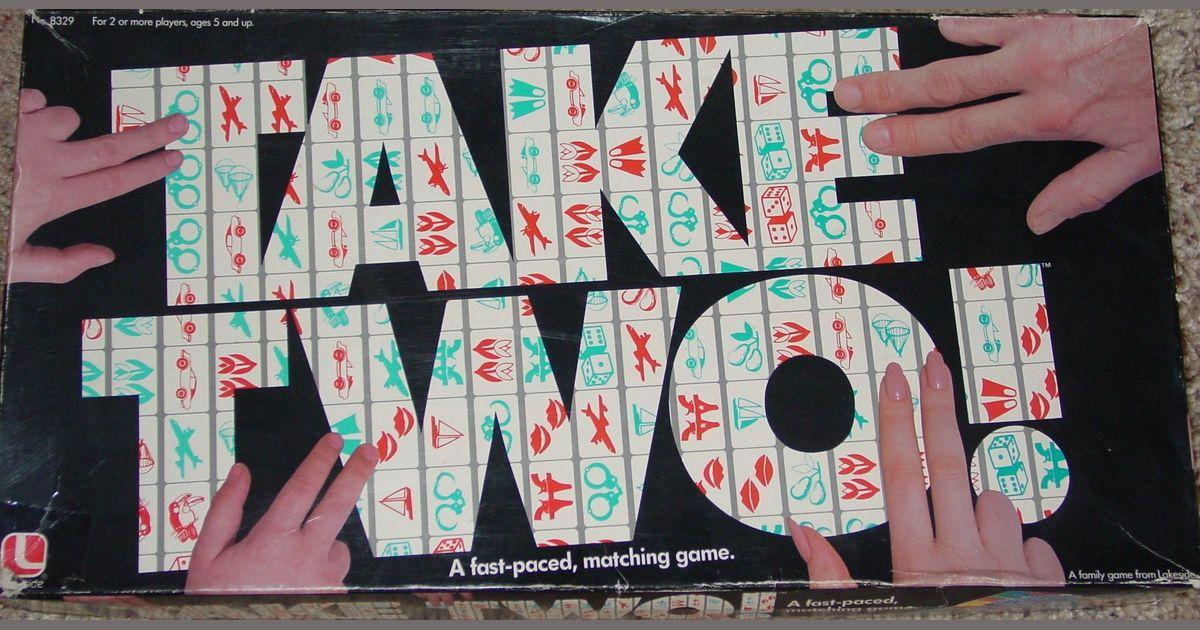 Take Two! | Board Game | BoardGameGeek
