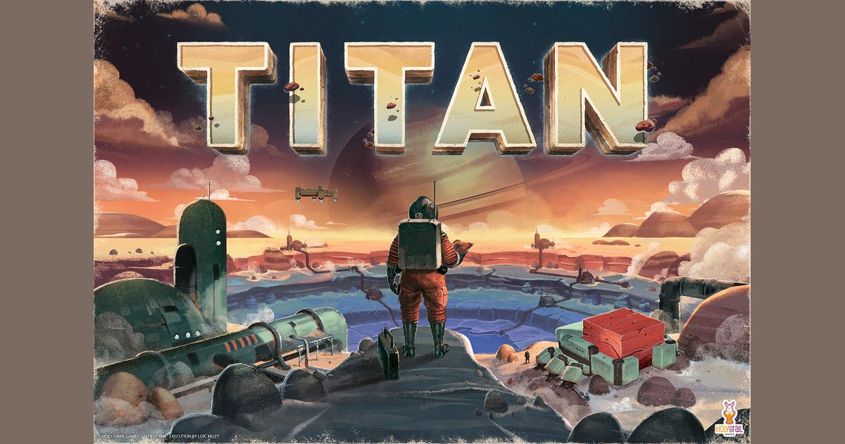 2020 Board Games.Titan Board Game Boardgamegeek