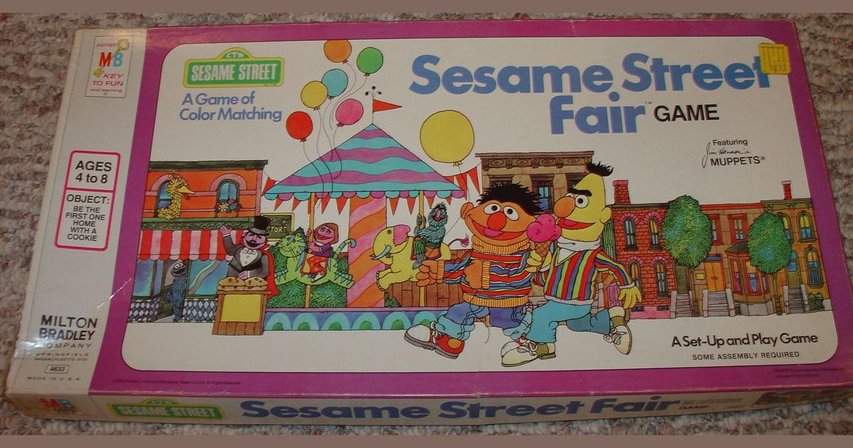 Great nostalgia value, and only fun for the very young