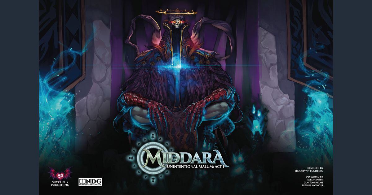 The Cardboard Herald First Impression: Middara