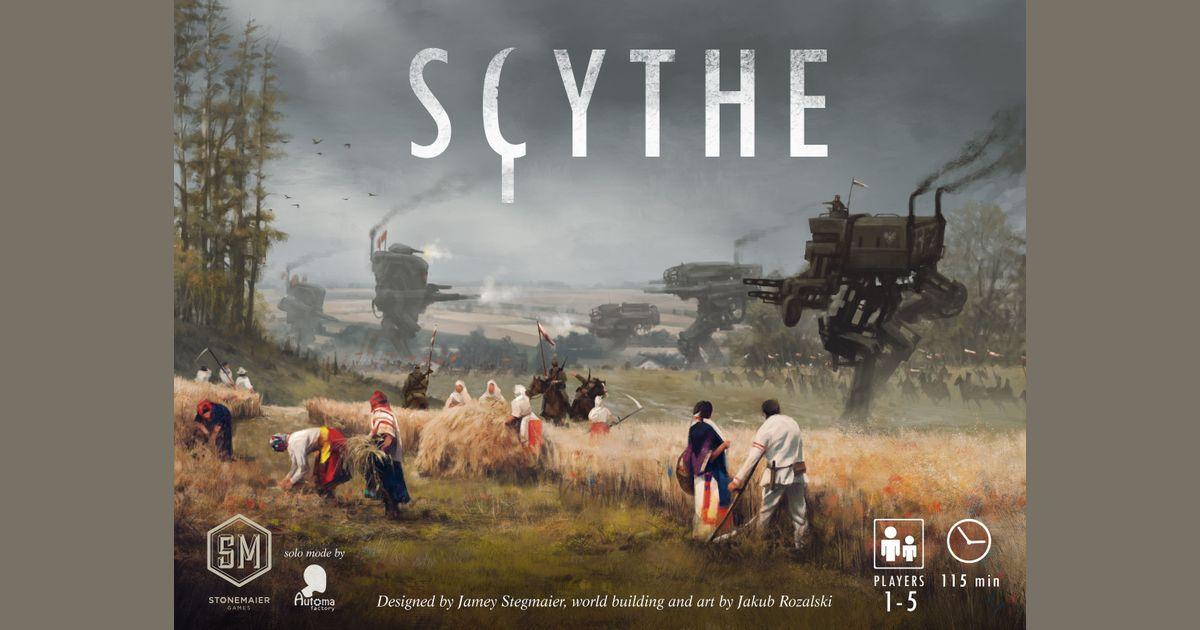 Scythe | Board Game | BoardGameGeek
