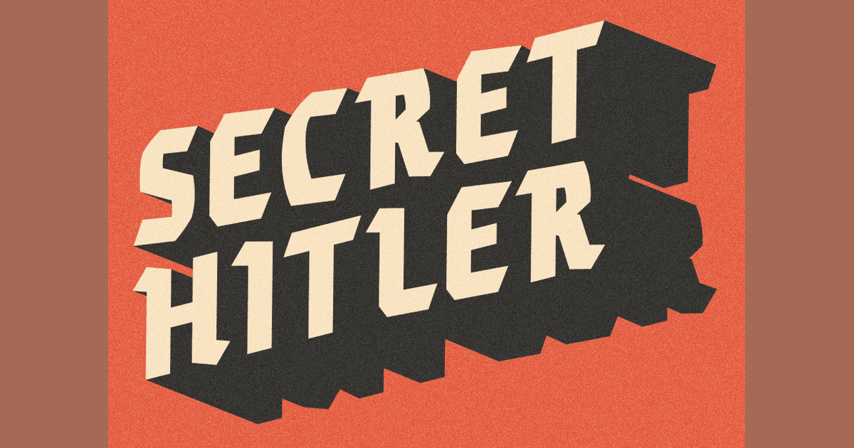 97114e5f347a Secret Hitler