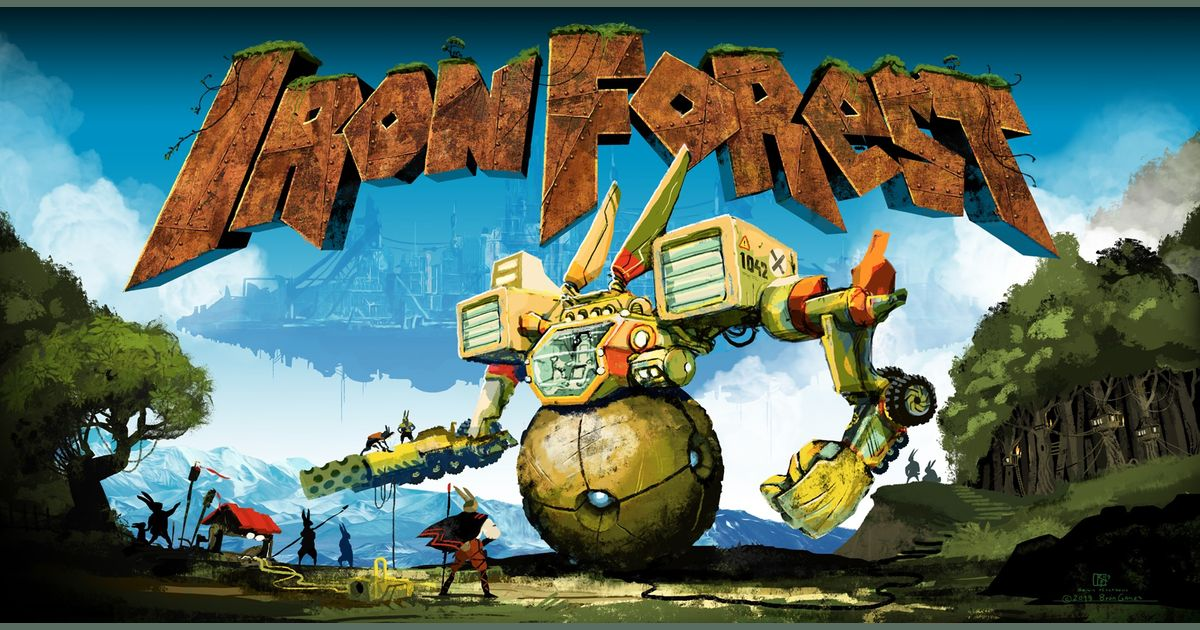 forest iron