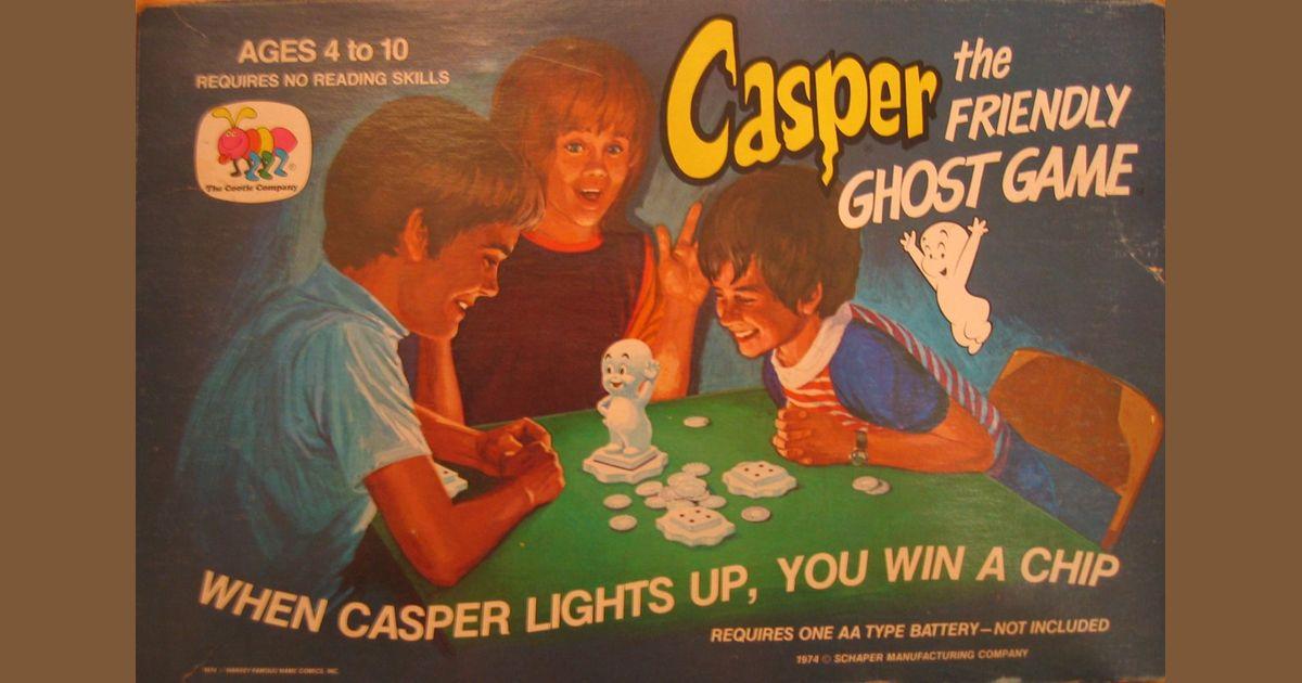 casper the friendly ghost games free