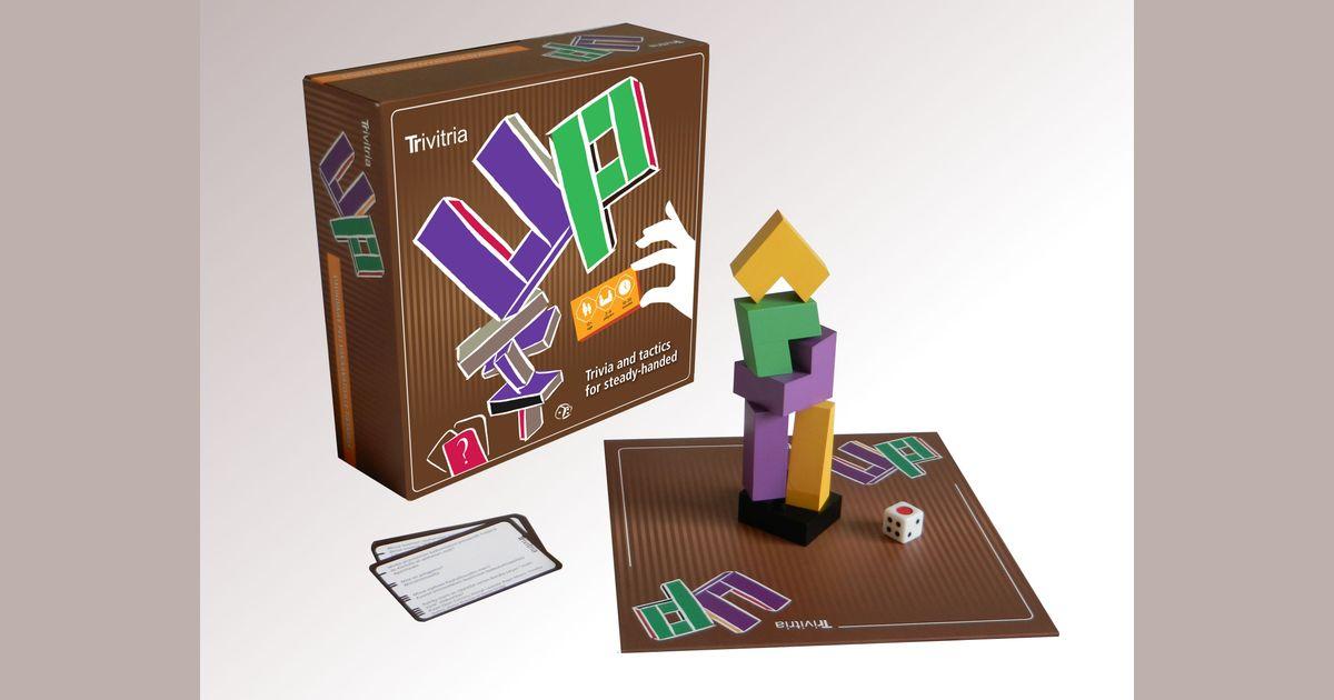 Trivitria Up Board Game Boardgamegeek