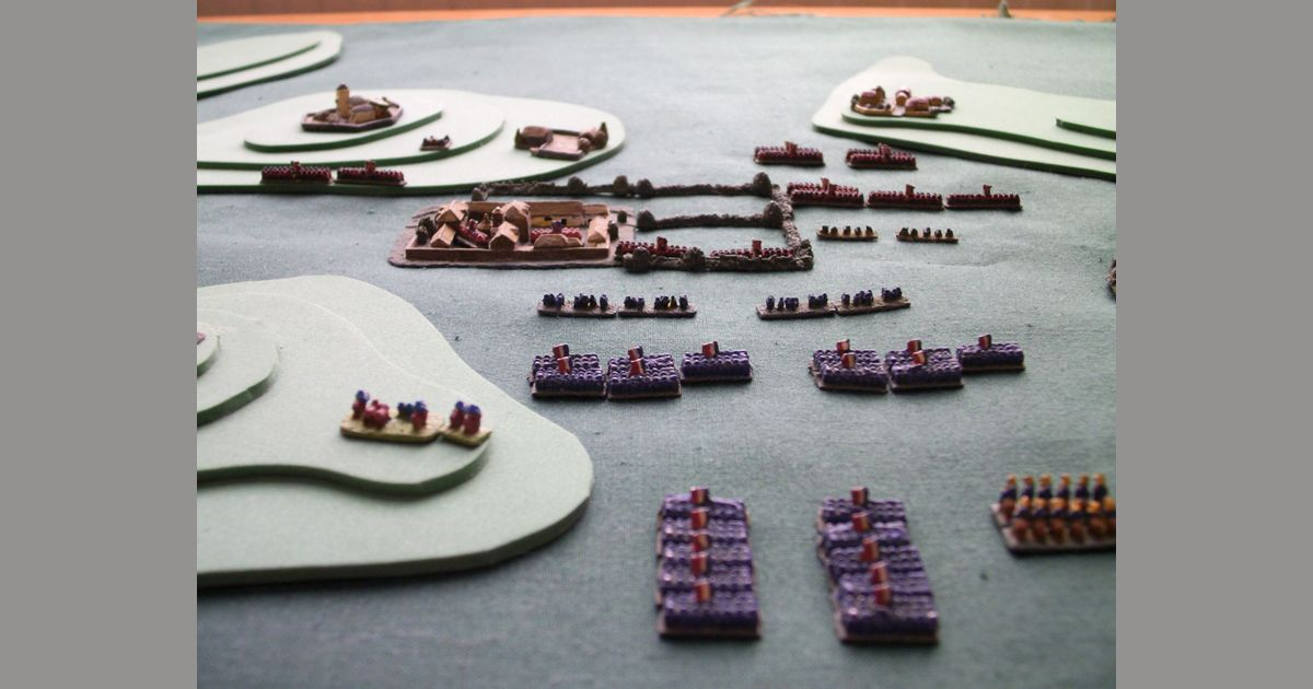 The Irregular Miniatures Rule Box 6/2mm Napoleonic | Board