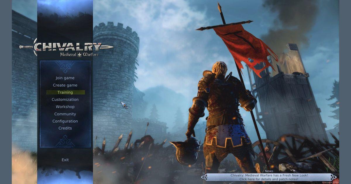 Chivalry: Medieval Warfare | Video Game | RPGGeek
