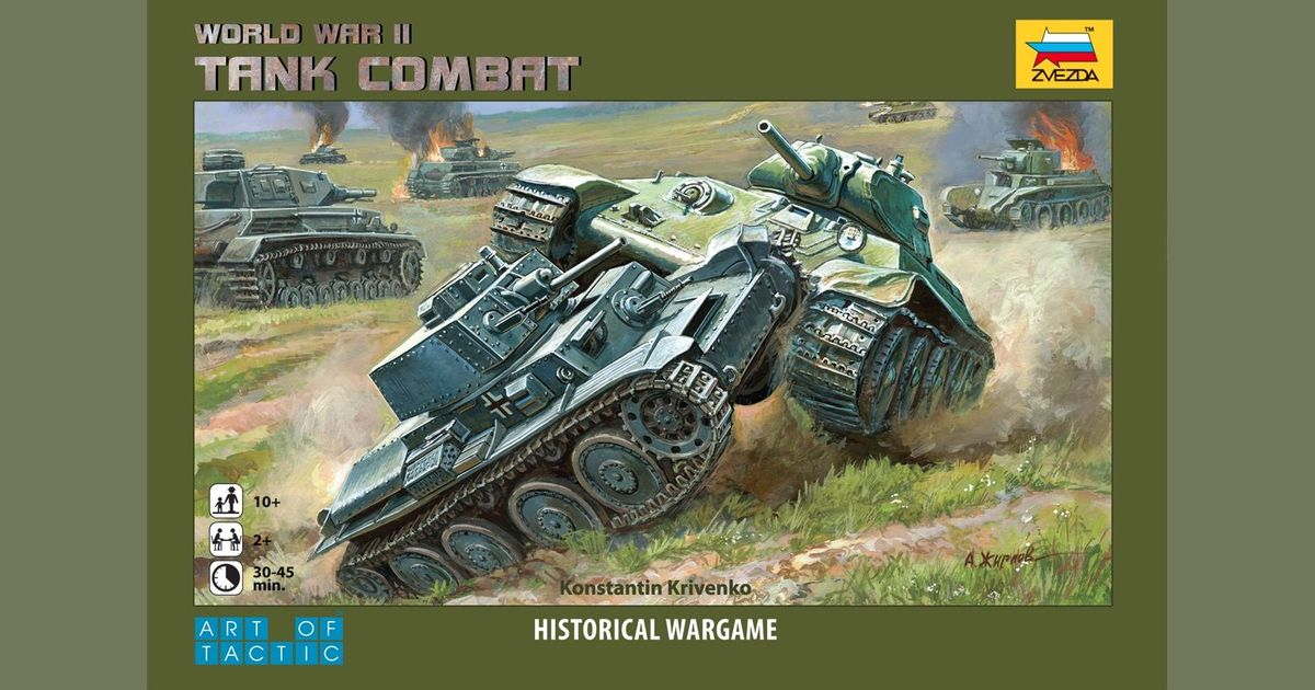 WWII Tank Combat: A Great Introduction to Art of Tactics