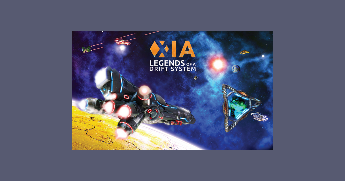 Xia: Legends of a Drift System | Board Game | BoardGameGeek